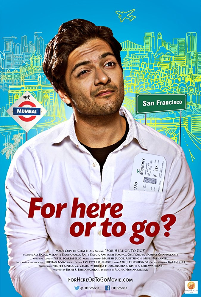 For Here or to Go 2018 Hindi 300MB HDRip 480p