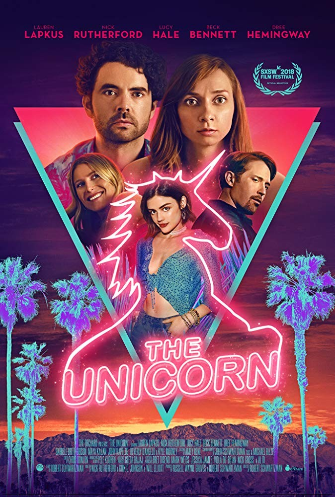 18+ The Unicorn (2019) English 350MB HDRip 480p x264
