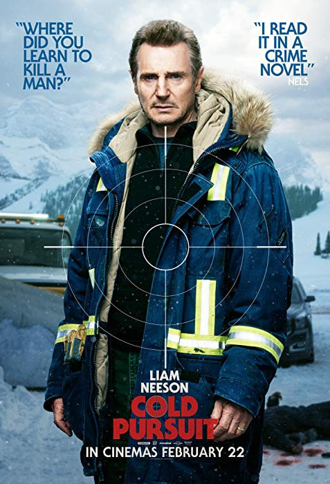 Cold Pursuit (2019) English 320MB HDCAM-Rip 480p x264