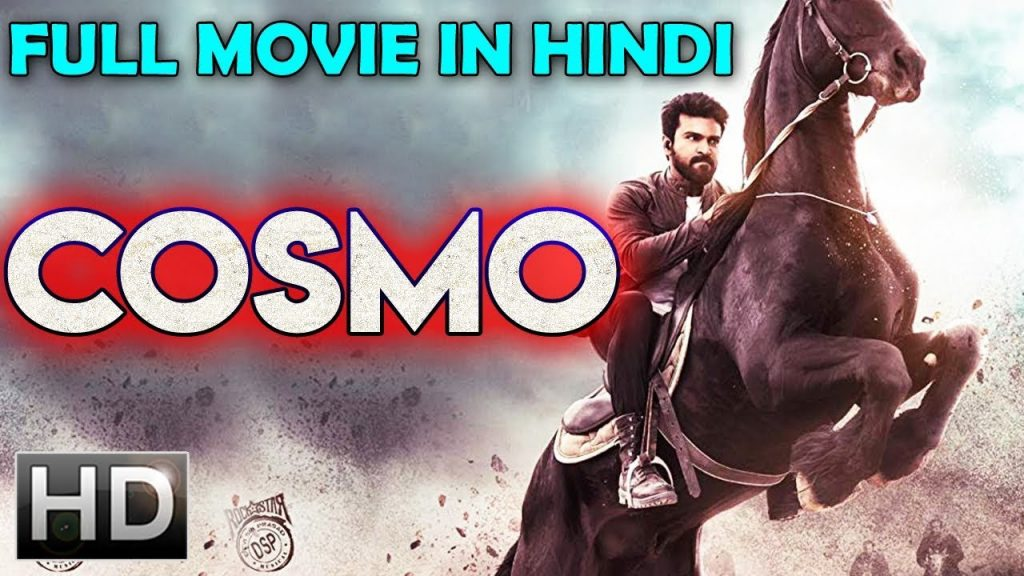 Cosmo (2019) Hindi Dubbed 300MB HDRip 480p x264