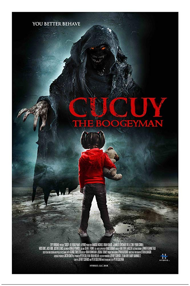 Cucuy The Boogeyman (2018) English 320MB HDRip 480p x264