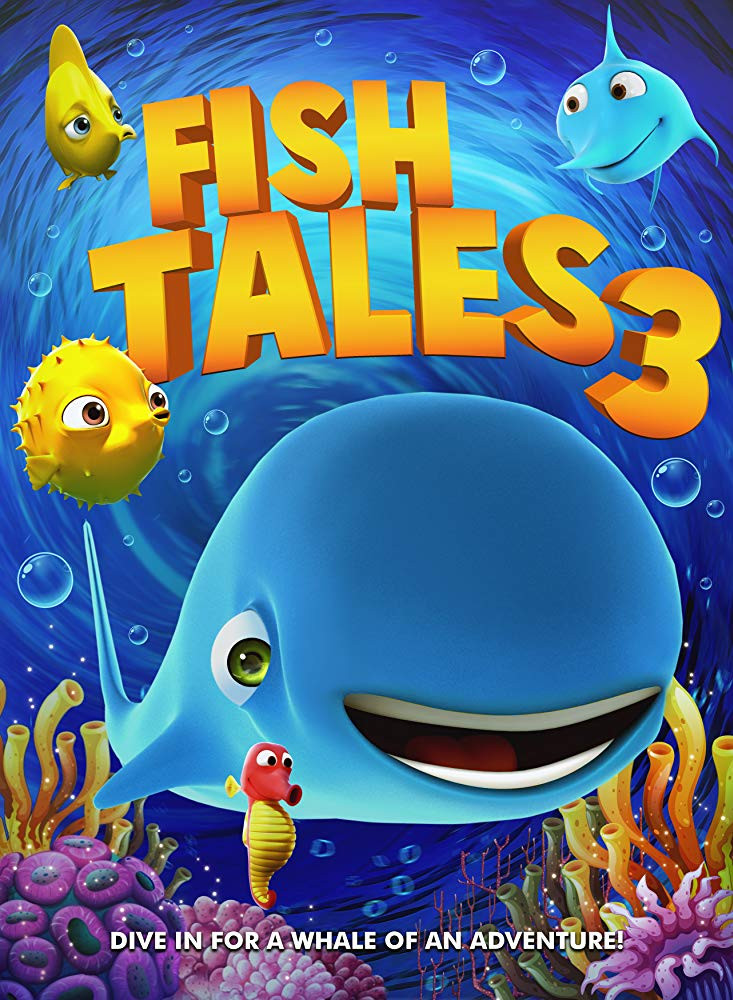 Fishtales (2018) English 250MB HDRip 480p x264