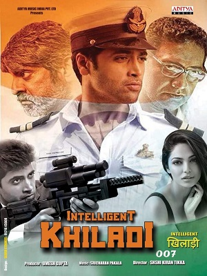 Intelligent Khiladi (Goodachari 2019) Hindi Dubbed 720Rip
