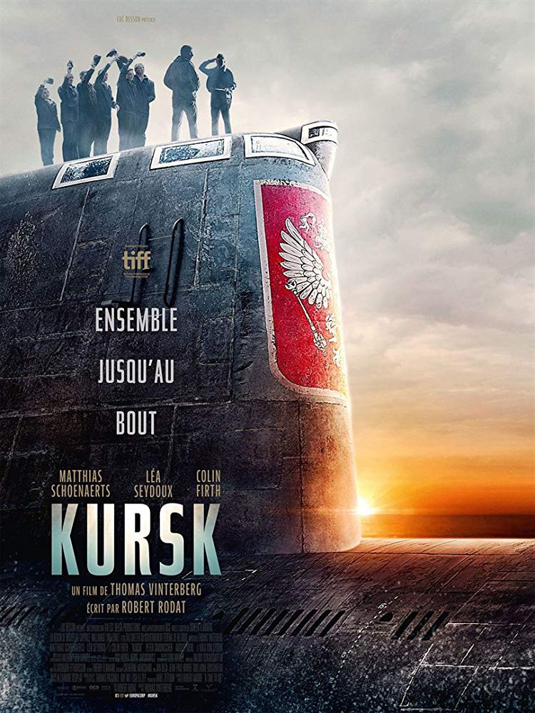 Kursk 2019 English 320MB HC HDRip 480p x264