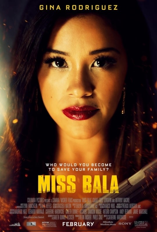 Miss Bala (2019) English 320MB HDCam 480p x264