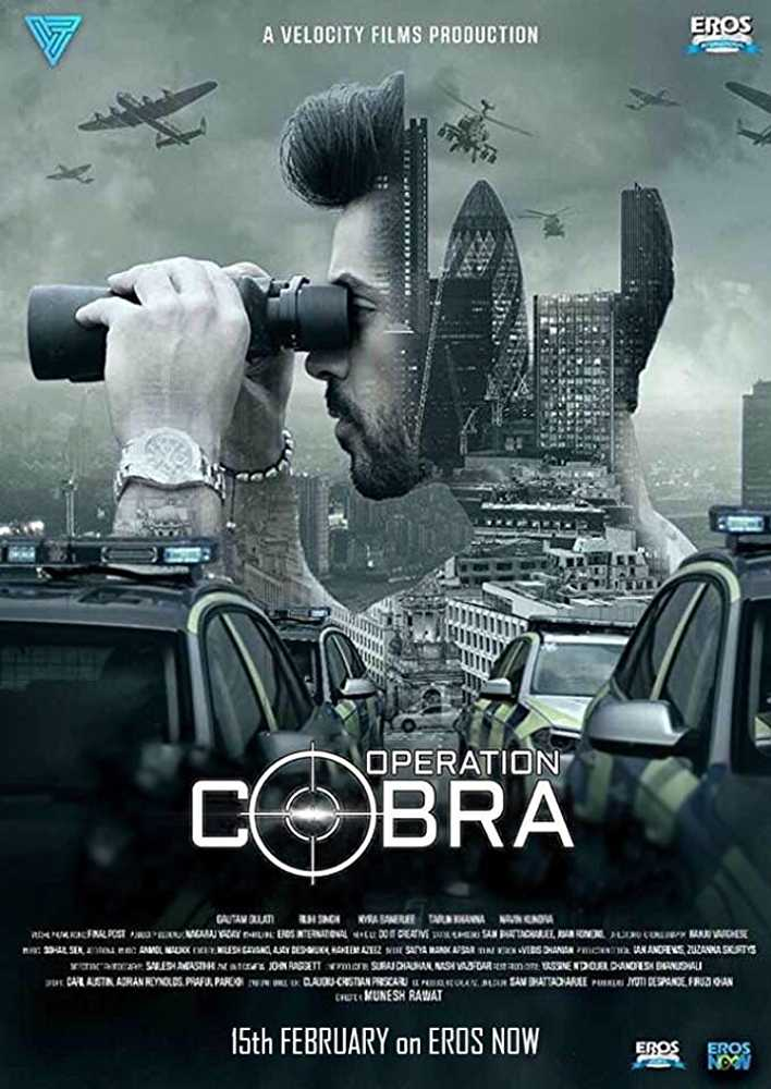 Operation Cobra 2019 WEB Series Complete Hindi 720p WEB-DL 950MB