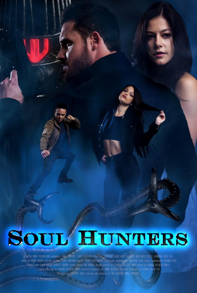 Soul Hunters (2019) English 320MB HDRip 480p x264