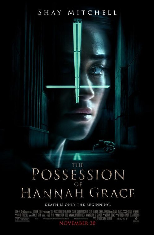 The Possession of Hannah Grace (2018) English 350MB HDRip 480p
