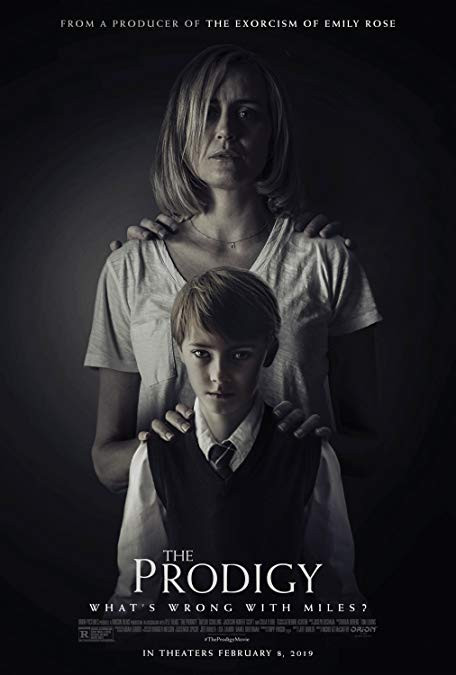 The Prodigy (2019) English 200MB HDCAM 480p x264