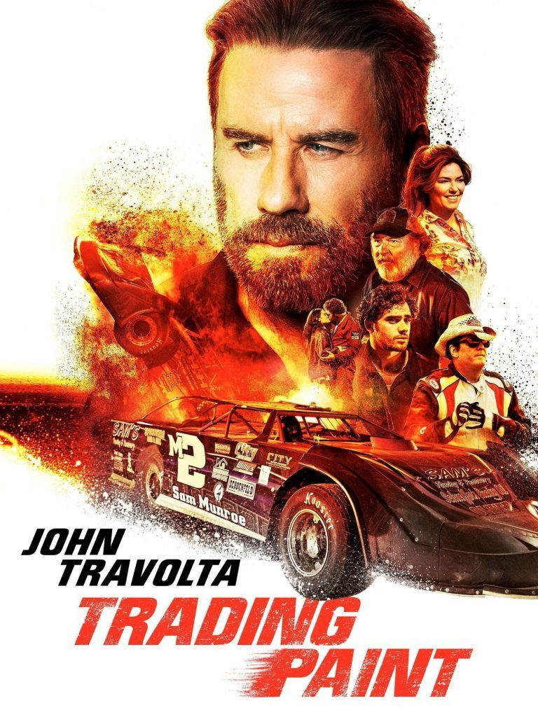 Trading Paint (2019) English 350MB HDRip 480p ESubs