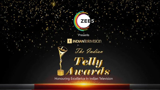 Indian Telly Awards (2019) Hindi HDRip x264 600MB