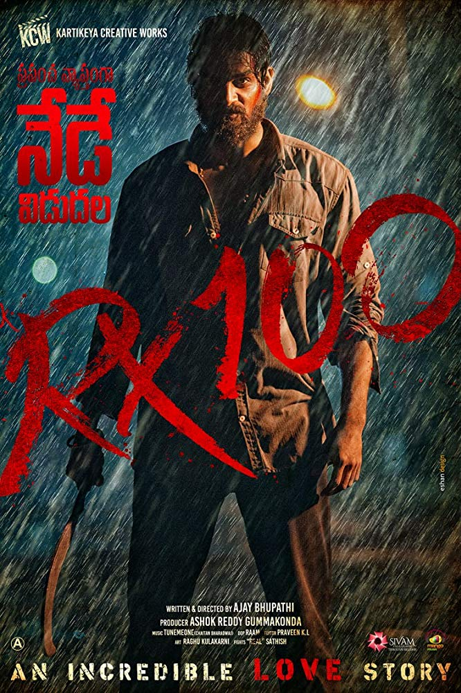 Rx 100 (2019) Hindi Dubbed 720p HDRip x264 800MB