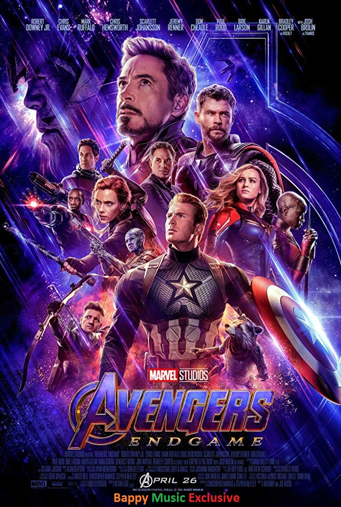Avengers: Endgame (2019) Hindi Dubbed Official Trailer 720p HD Download
