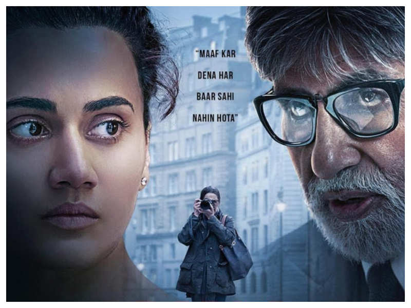 Badla (2019) Hindi Movie HDRip 720p