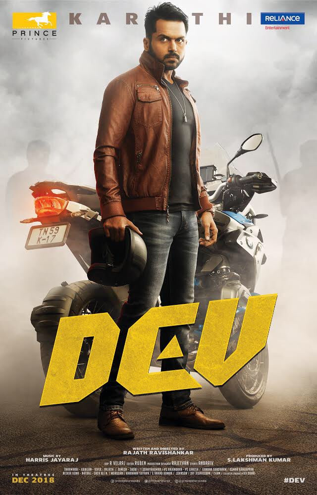 Dev (2019) Telugu ORG 400MB HDRip 480p ESubs