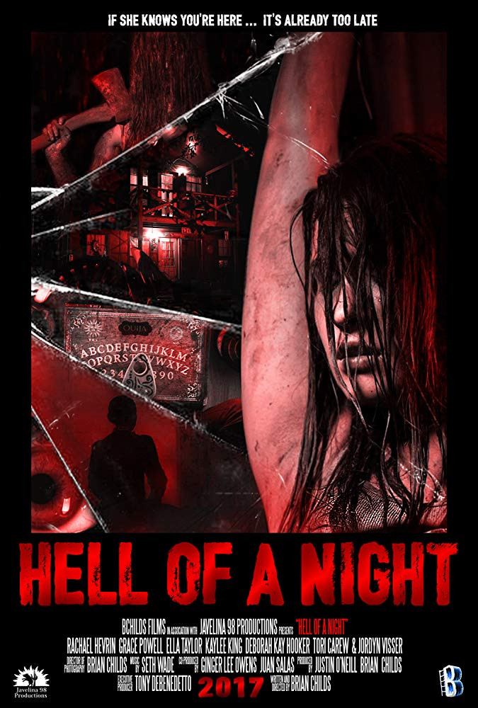Hell of a Night (2019)