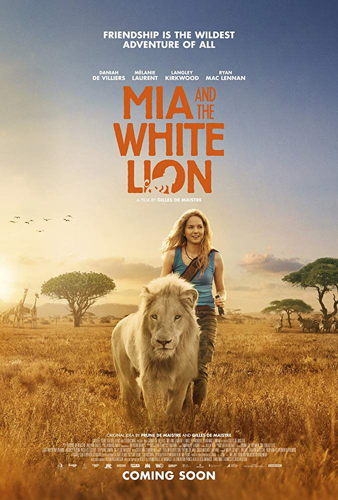 Mia and the White Lion (2019) English 300MB BluRay 480p x264