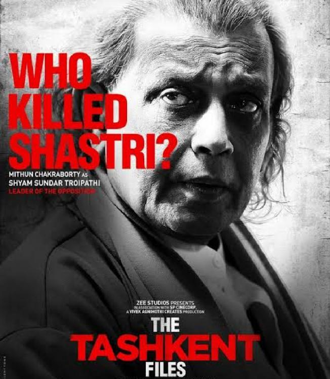 The Tashkent Files (2019) New Hindi Movie 720p