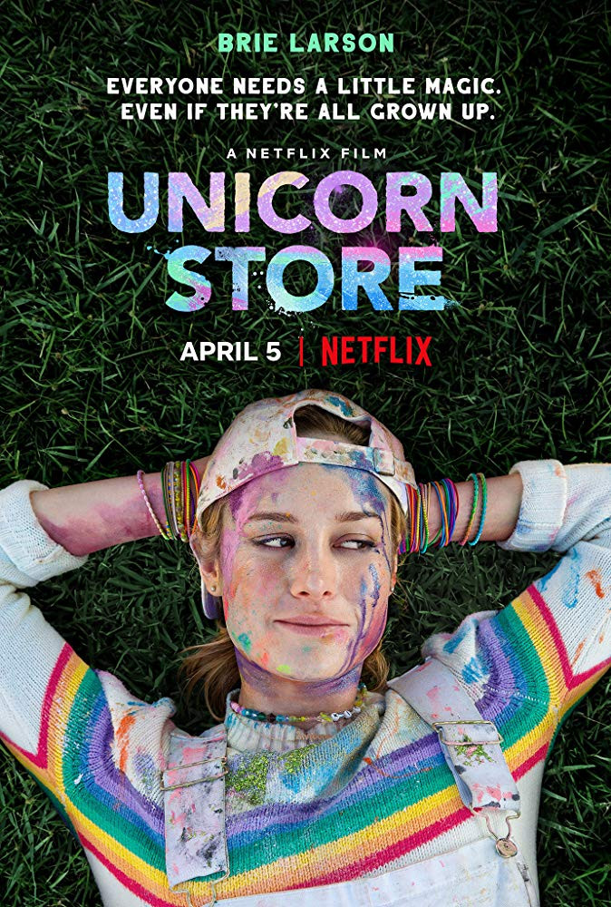 Unicorn Store (2019) English 350MB HDRip 480p x264