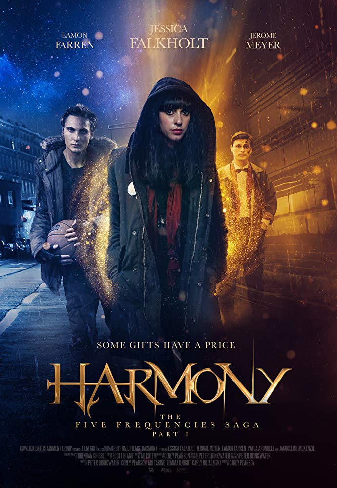 Harmony (2018) English 720p HDRip 800MB