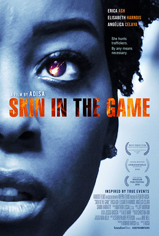 Skin in the Game (2019) English 300MB HDRip 480p ESubs