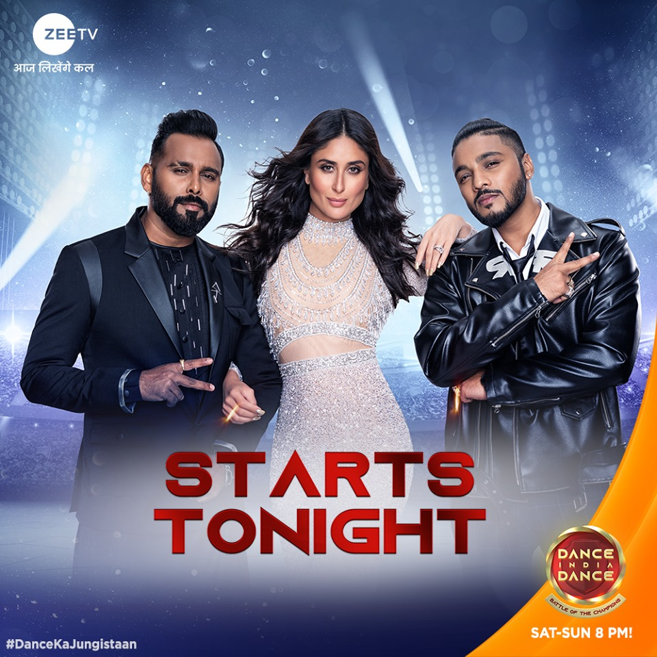 Dance India Dance 17th August 2019 200MB HDTV 480p