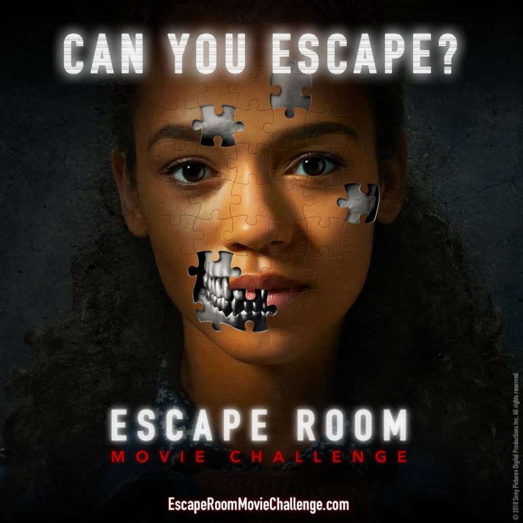 Escape Room (2019) Dual Audio Hindi ORG 300MB BluRay 480p ESubs