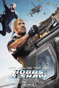 Fast & Furious Presents Hobbs & Shaw (2019) Dual Audio 720p HQ HDTC