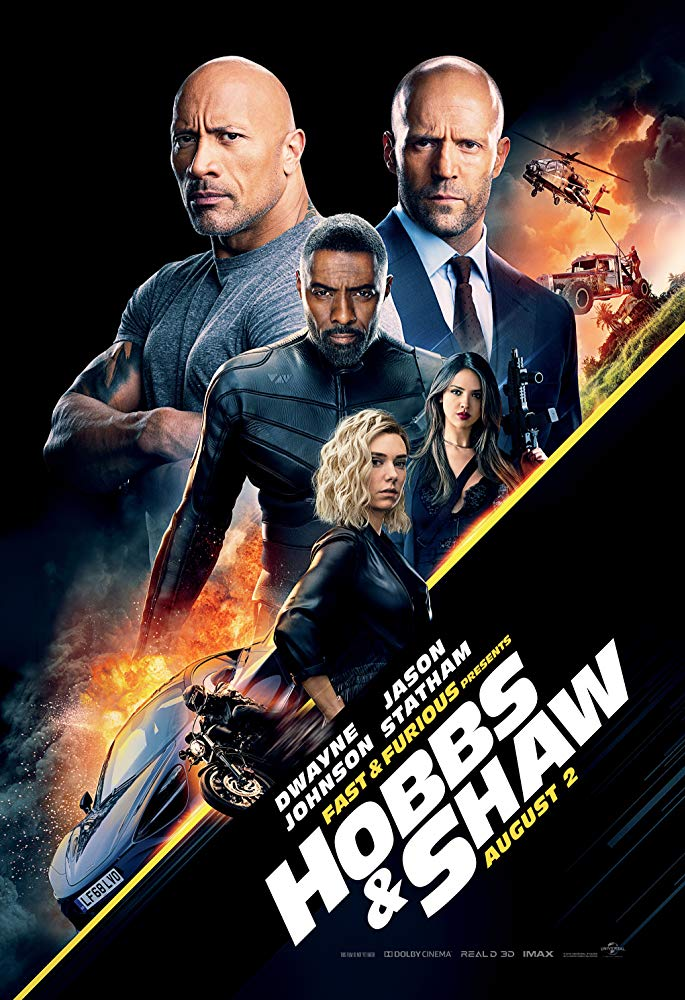 Fast & Furious Presents: Hobbs & Shaw 2019 Dual Audio Hindi 400MB HDTS 480p