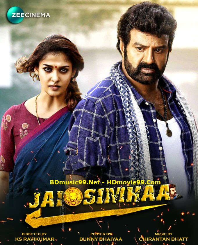Jay Simha 2019 ORG Hindi Dubbed 400MB HDRip 480p ESubs