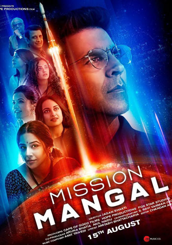 Mission Mangal 2019 Hindi Movie 720p Pre-DVDRip 1.2GB