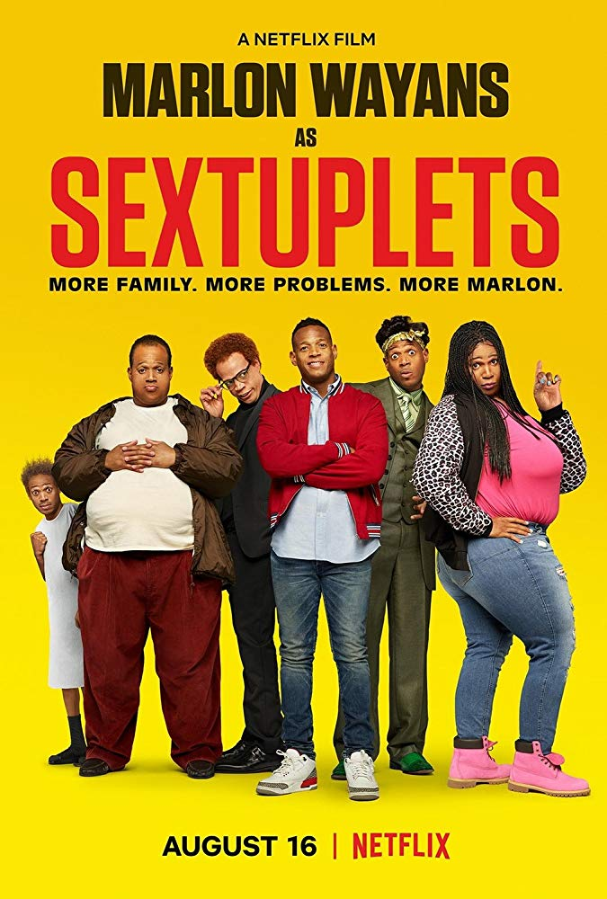 Sextuplets (2019) Dual Audio Hindi 350MB NF BluRay 480p