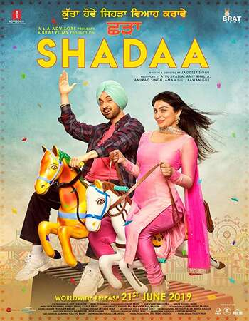 Shadaa 2019 Punjabi 350MB HDRip 480p ESubs