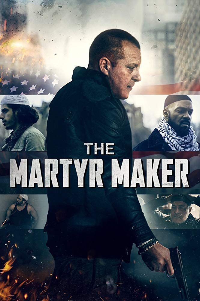 The Martyr Maker 2019 English 300MB HDRip 480p