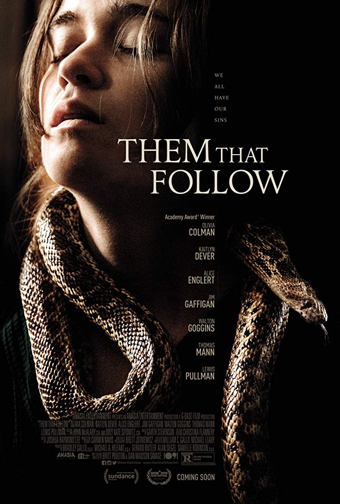 Them That Follow 2019 English 300MB HDCAM 480p