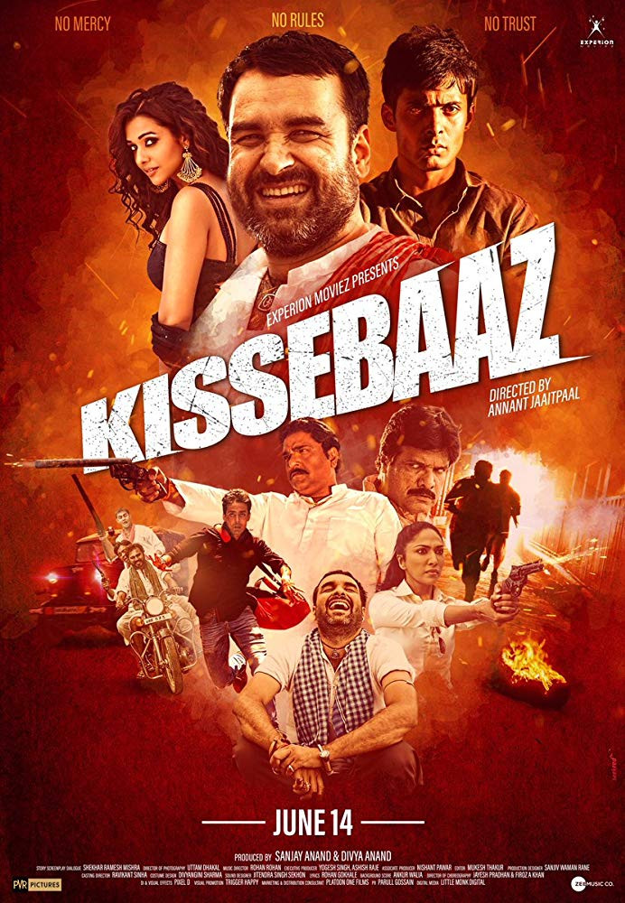 Kissebaaz 2019 Hindi Movie 366MB HDRip