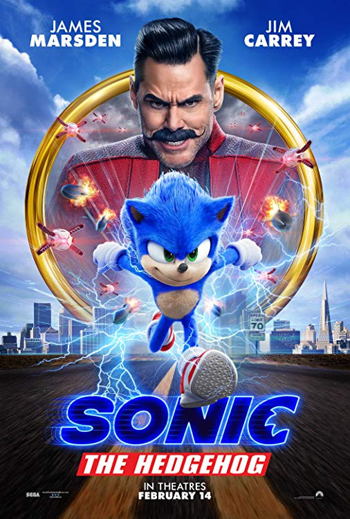 Sonic the Hedgehog 2020 English 720p HDCAM 845MB
