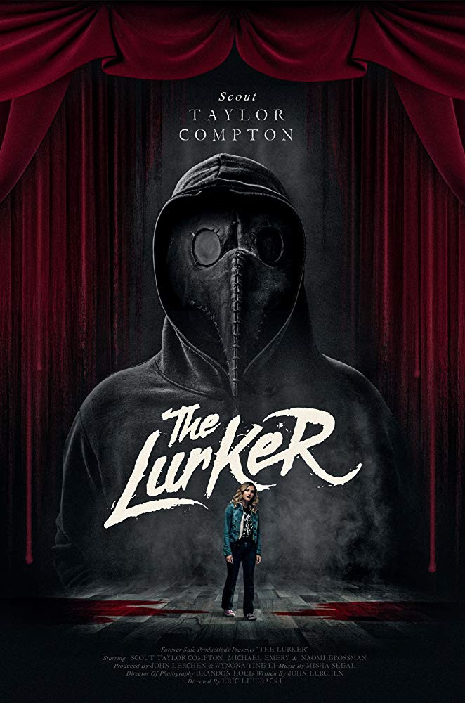 The Lurker 2019 English 296MB HDRip