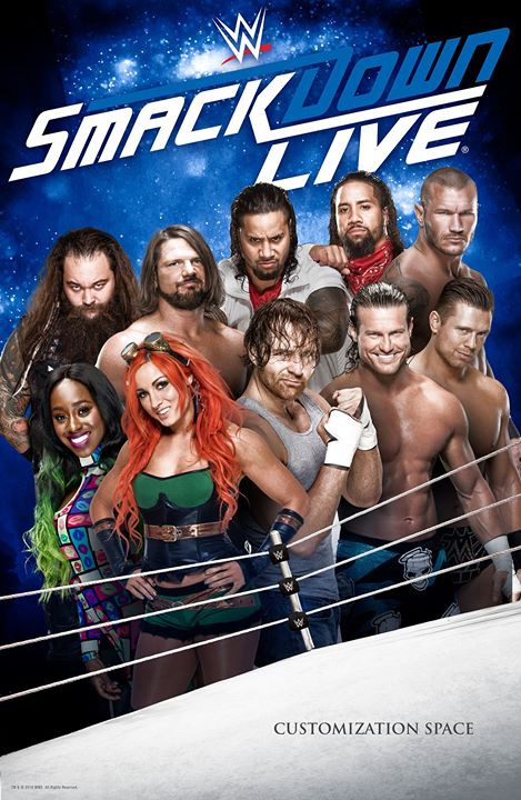 WWE Friday Night Smackdown (7 February 2020) English 720p HDRip 981MB | 300MB Download